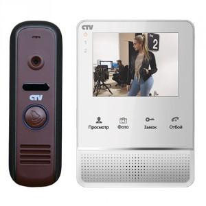 CTV-DP2400МD Комплект видеодомофона