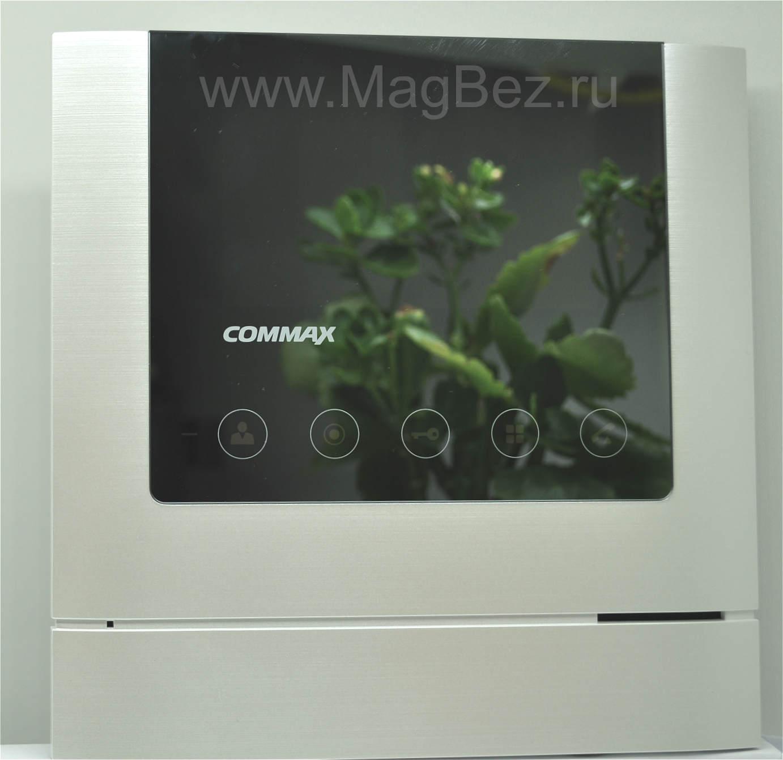 Commax CDV-43M Mirror (Зеркальный)
