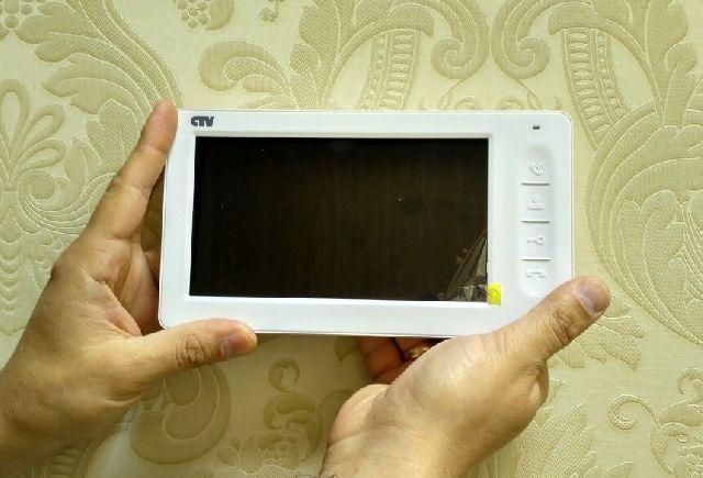 CTV-DP700 Комплект видеодомофона