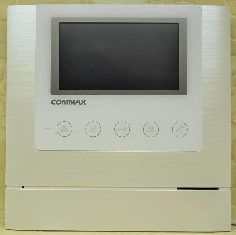 Видеодомофон COMMAX CAV-43MG