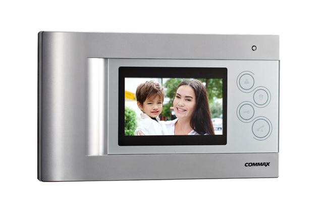 Видеодомофон COMMAX CAV-43GQ