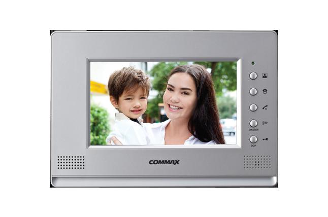Видеодомофон COMMAX CAV-70GA