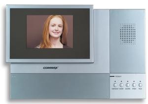 Видеодомофон COMMAX  CAV-702M