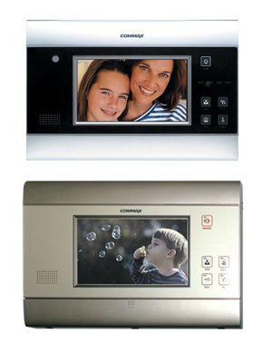 Видеодомофон COMMAX  CAV-706D