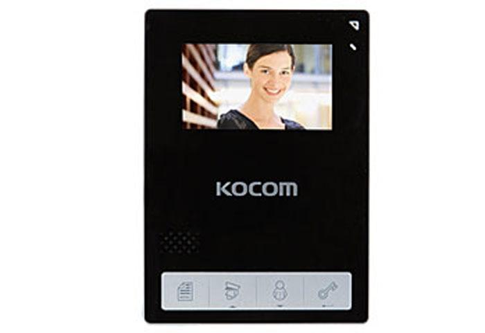 Цв. монитор видео- домофона KCV-434SD