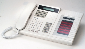Пульт охраны - консьержа COMMAX  CDS-481L