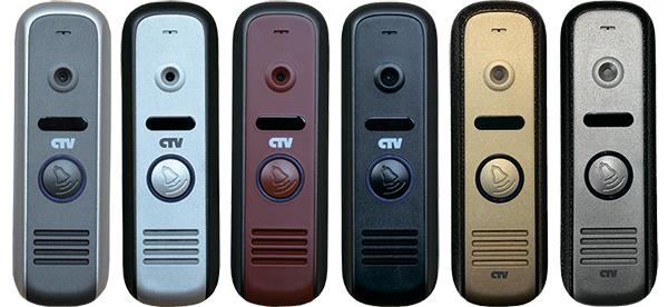 Вызывные панели для CTV-D1000HD