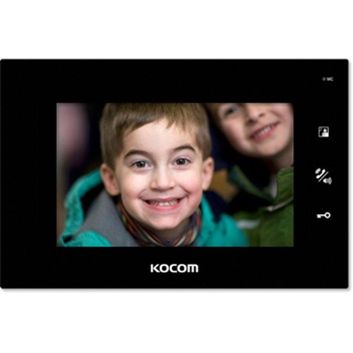 Цв. монитор видео- домофона KCV-A374SD