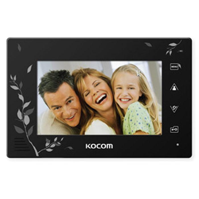 Цв. монитор видео- домофона KCV-A374SD LE