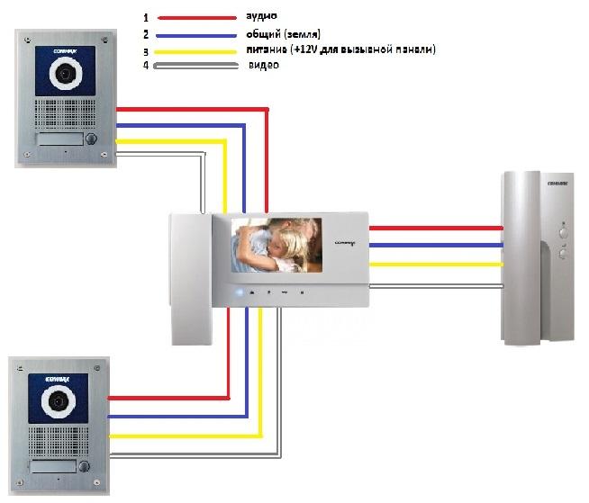 Cdv 35a схема подключения фото 916